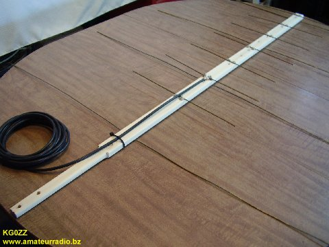 $4.00 Ham Radio Satellite Antenna